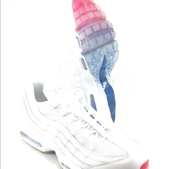 Nike Air Max 95 4th of July Glacier Blue Men's